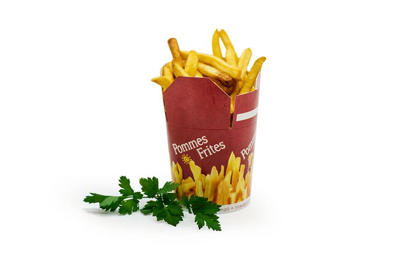Fastfood-Box PE